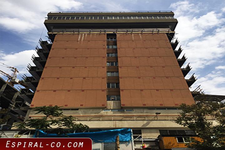 موسسه مالی و اعتباری کوثر ، ساختمان مرکزی