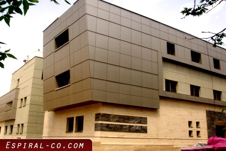 کشتیرانی حمهوری اسلامی ایران ، ساختمان درمانی