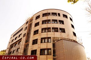 کشتیرانی جمهوری اسلامی ایران ، ساختمان آموزشی